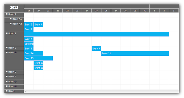 DayPilot Pro for Java 7.1 | DayPilot for Java